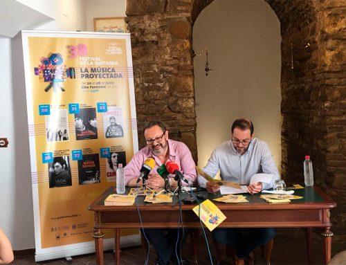 """El Festival de la Guitarra presenta el ciclo de cine """"La música proyectada"""""""