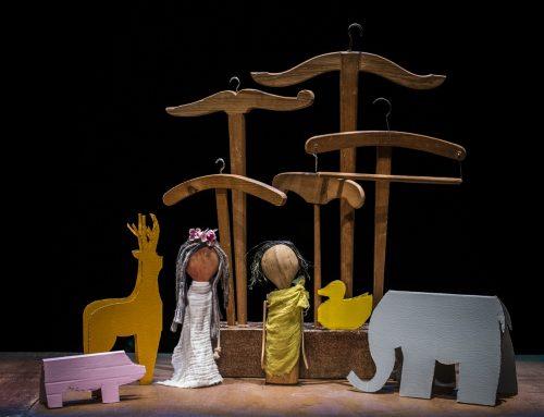 El Teatro Góngora acoge el domingo Orfeo y Eurídice, un espectáculo infantil con títeres premiado por su creatividad ante el mito clásico