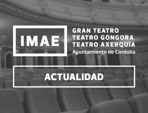 La función de En palabras de Jo… Mujercitas prevista mañana en el Gran Teatro se cancela y se aplaza al 18 de marzo