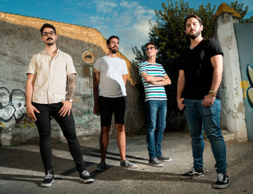 La banda cordobesa Same Fire presenta mañana en el Teatro Góngora  As Humans, su segundo disco