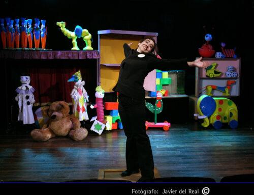 Teatro familiar en el Góngora con La caja de los juguetes, un cuento musical que reflexiona sobre la igualdad