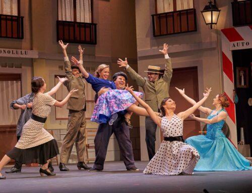 La zarzuela vuelve al Gran Teatro con La del manojo de Rosas, una obra que supuso la consagración del maestro Sorozábal
