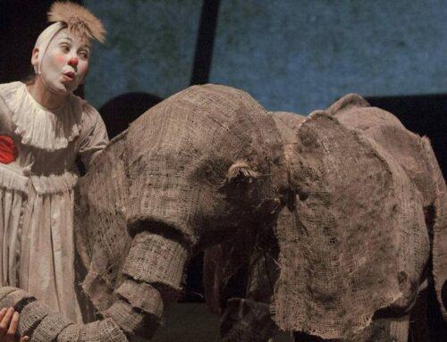 El Góngora acoge el domingo Acróbata y Arlequín, una obra para público familiar basada en el universo del circo de Picasso