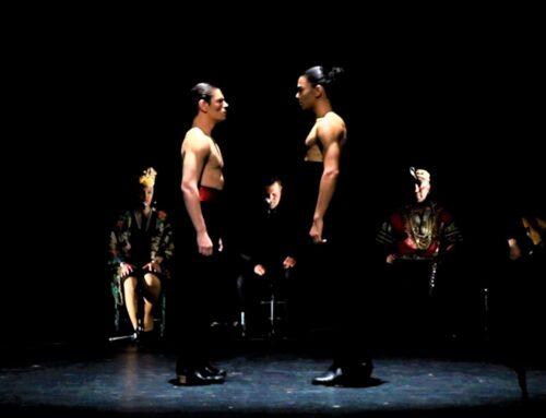 El Gran Teatro acoge el estreno absoluto de Negro Blanco Flamenco, un espectáculo de baile a dúo con  Manuel Jiménez y Gabriel Matías