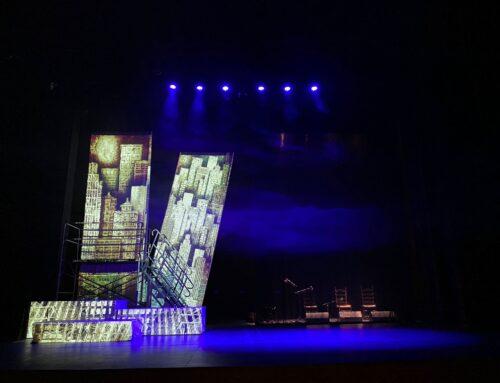 El  Góngora acoge el estreno de ¡Oh, ciudad de los negros!, un espectáculo sobre el poemario de Lorca Poeta en Nueva York
