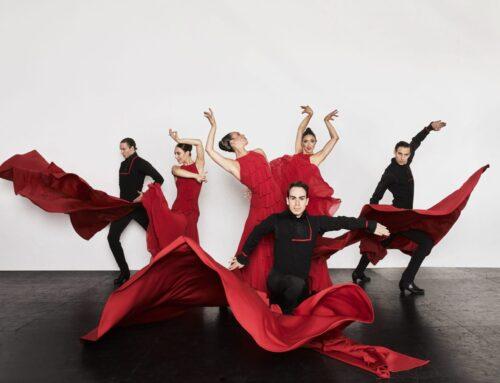 El Gran Teatro acoge Alento, un dinámico espectáculo que muestra la visión de Antonio Najarro sobre la danza española y sus estilos