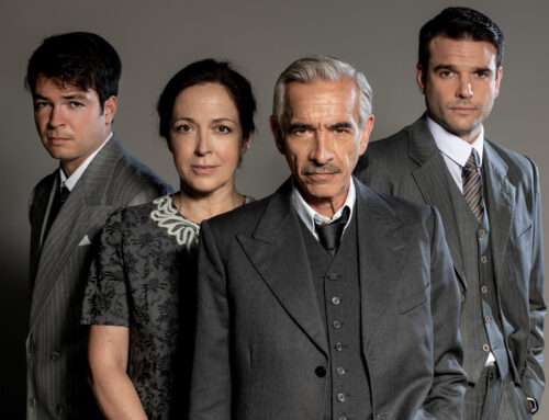 Imanol Arias protagoniza en el Gran Teatro Muerte de un viajante, un clásico de Arthur Miller que disecciona el sueño americano