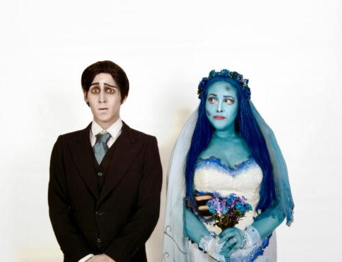 Lleno total el domingo en el Gran Teatro para ver el musical Emily, la Eterna Prometida, un espectáculo de éxito hecho desde Córdoba