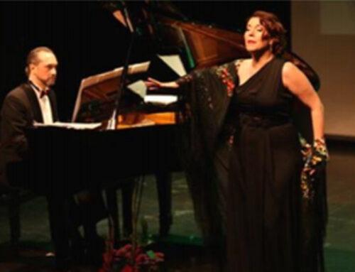 El Teatro Góngora acoge mañana Poesía para ser cantada, un recital lírico para voz, piano y guitarra flamenca